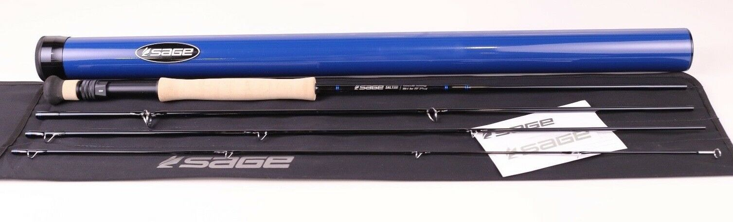 Sage Salt HD Fly Rod 9 FT 8 WT FREE FAST SHIPPING 890-4
