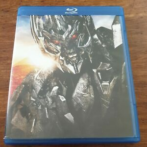 Transformers Revenge of the Fallen Bluray VERY GOOD - FREE POST