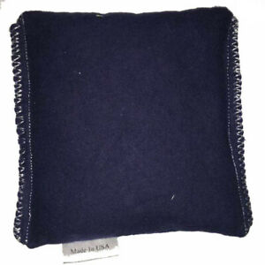 Navy Blue Pack Hot Cold You Pick A Scent Microwave Heating Pad Reusable