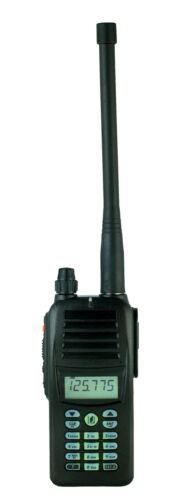 Rexon Air Band Handheld Radio// Transceiver RHP-530Lite with empty battery case