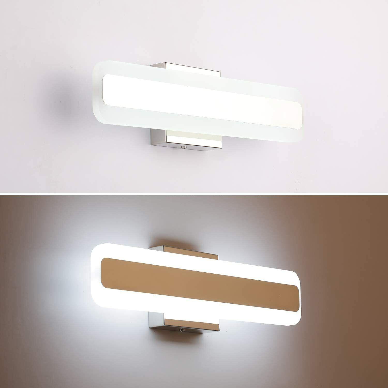 Ralbay 23 6 Inch 14w Black Modern Led Vanity Light Fixtures For Bathroom 6000k For Sale Online Ebay
