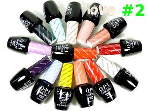 Opi Gelcolor #2 - Nuovo Gel Colore Soak Off UV/Led a Scelta Tutte le Smalto Gel