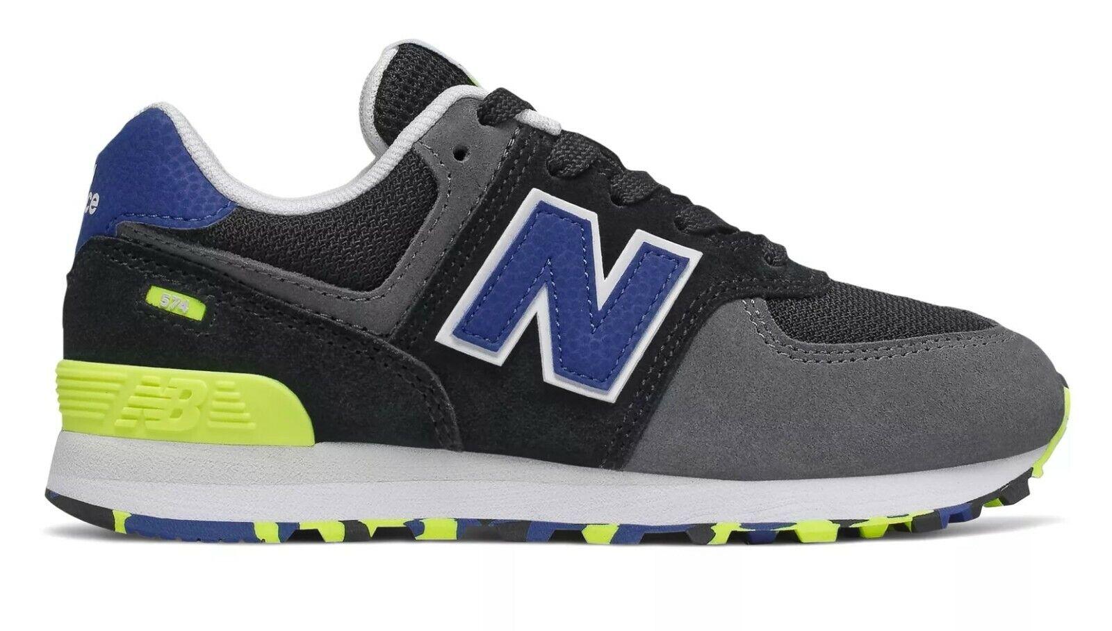 NEW BALANCE 574 UJC UJC UJC negro negro zapatos zapatos zapatos zapatos ZAPATOS UNISEX  producto de calidad