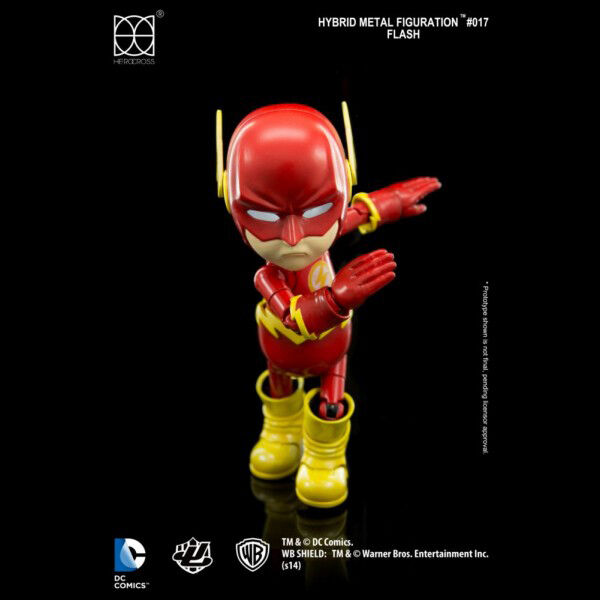 Flash Hybrid Metal Action Figure HEROCROSS