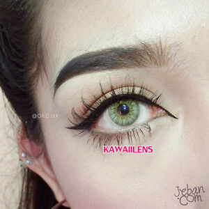 Yellow Eye Lenses Kontaktlinsen C...
