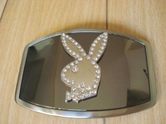 New Playboy Bunny Belt Buckle