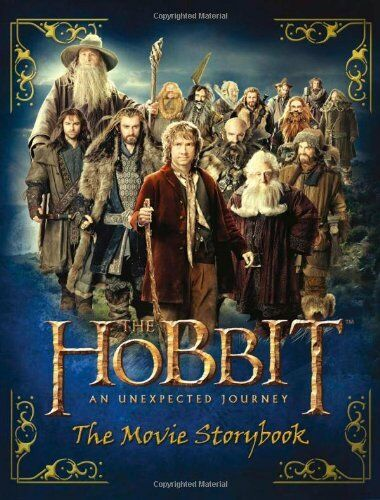 1 of 1 - Movie Storybook (The Hobbit: An Unexpected Journey) By J. R. R. Tolkien