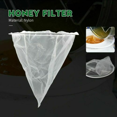 Details about  /BEETOP 1PCS Mesh Nylon Cone-shape Honey Equipment Apiary Purifier Tools