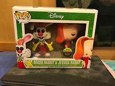 Roger & Jessica rabbit Funko Pop (Toy Tokyo Exclusive)