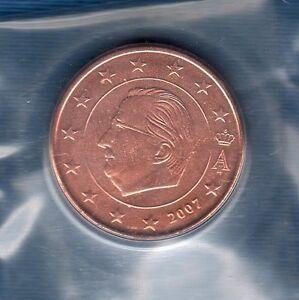 Belgique-2003-5-centimes-d-039-euro-FDC-provenant-coffret-BU-100000-exemplaires