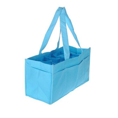 Practical Mother Handbag Baby Diaper Nappy Bag Milk Bottle Storage Organizer HDU