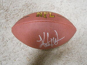 info for 2d0f6 02c1e Details about Arizona Cardinals KURT WARNER Signed Football