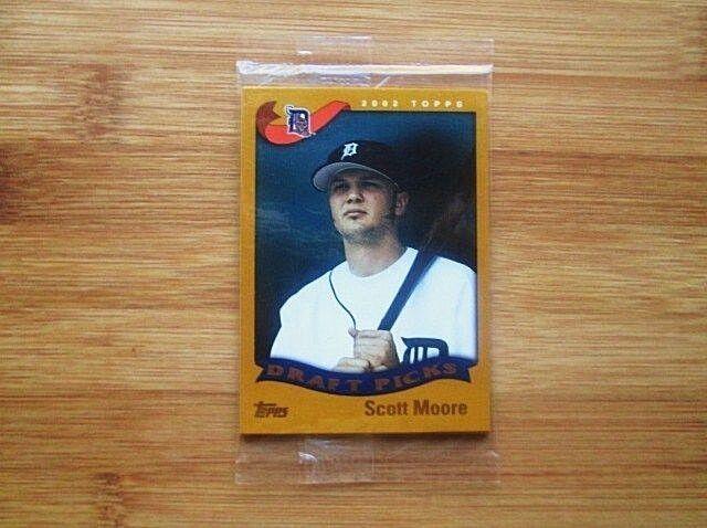 2002 Topps Baseball FACTORY SEALED Draft Pick Bonus Card Pack