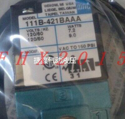 1PC New For MAC111B-421BAAA Solenoid Valve