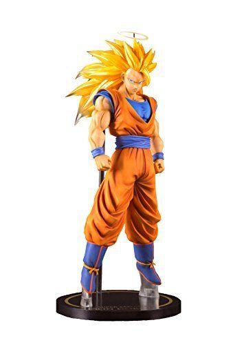 Tamashii Nations FiguartsZERO EX Super Saiyan 3 Son Goku DBZ Action Figure