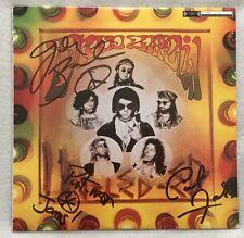 """Autographed Dread Zeppelin """"Un-Led-Ed"""" Colored Yellow Vinyl"""