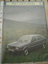Lancia Delta brochure Jan 1983