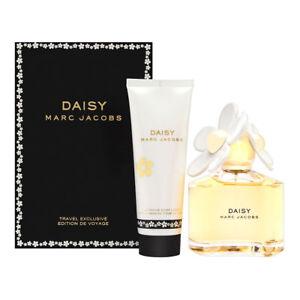 6bd9fea82 Daisy by Marc Jacobs for Women 2 PC Set 3.4 oz EDT Spray + 2.5 oz ...