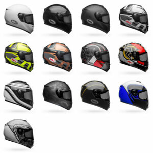 2020-Bell-SRT-Full-Face-Motorcycle-Street-Helmet-DOT-Snell-Pick-Size-Color