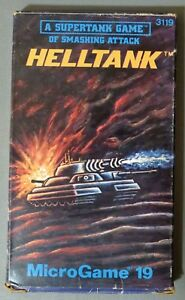 Helltank-A-Supertank-Game-Microgame-19-1981-Complete