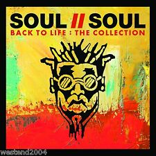 Soul 2 Soul - Back To Life / Collection  CD - NEW & SEALED  Best of