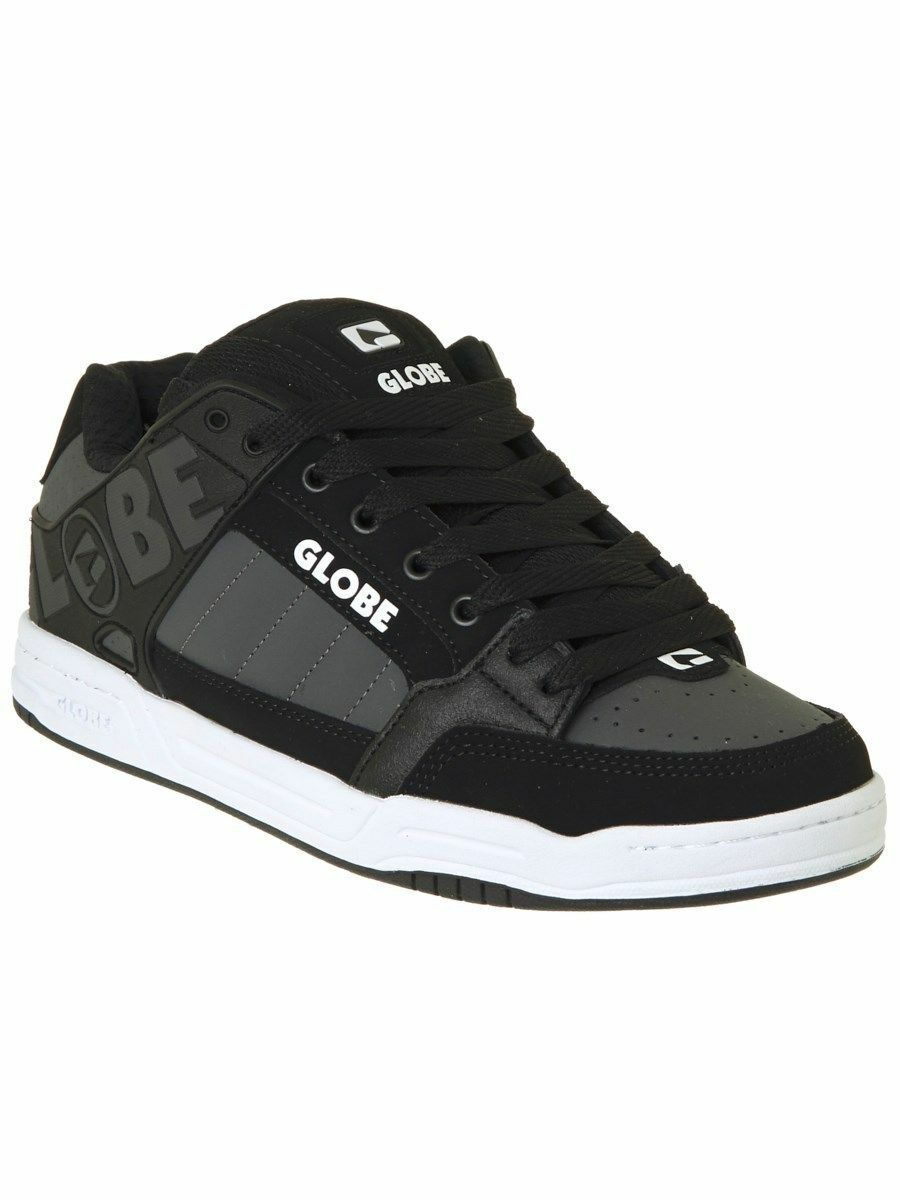 Zapatillas Skate Globe Negro Zapatos INCLINACIÓN Gris Negro Negro Globe Sombra Zapatos 231cfe