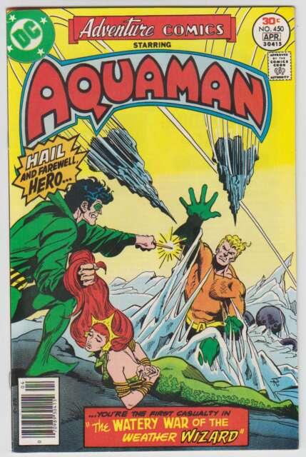 L4346: Adventure Comics #450, Vol 1, NM/M Condition