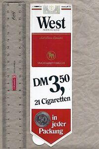 Details Zu Aufklebersticker West Dm 350