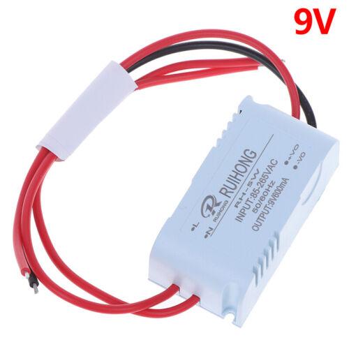 AC-DC Power Supply Module AC 1A 5W 220V to DC 3V 5V 9V 12V 15V 24V Mini Conv  DD