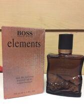 Hugo Boss Elements Men Cologne EDT Spray 3.3 3.4 oz / 100 ml NIB as PiC