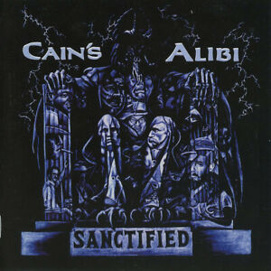 CAIN-039-S-ALIBI-Sanctified-CD-9-tracks-FACTORY-SEALED-NEW-2000-Nightmare-USA