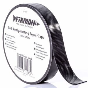 19mm x 5m Simply Self Amalgamating Tape Waterproof Adhesive insulating Tape