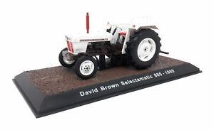 Atlas-Modellauto-Druckguss-1-32-Vintage-Tractor-1969-David-brown-selectamatic-880