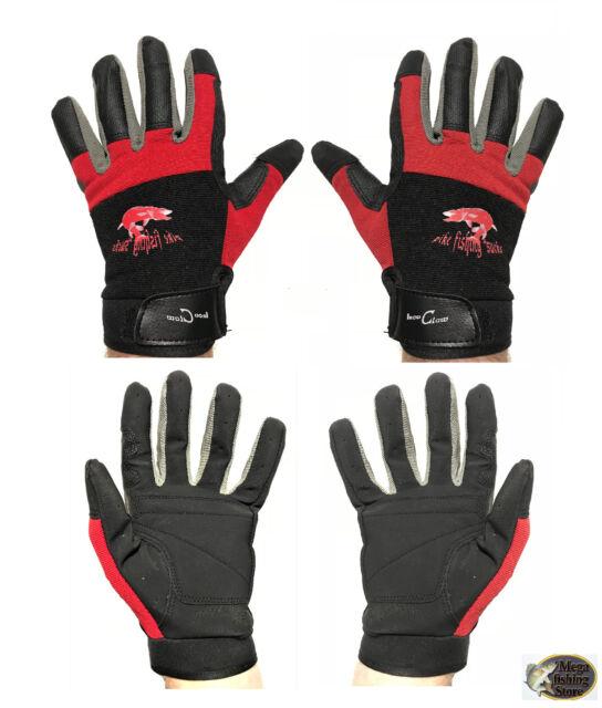 Fox Rage Power Gloves alleGrößen Handschuhe Angelhandschuhe Raubfischhandschuhe