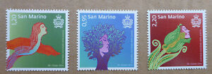 2016-SAN-MARINO-SET-OF-3-WORLD-POETRY-DAY-MINT-STAMPS-MNH