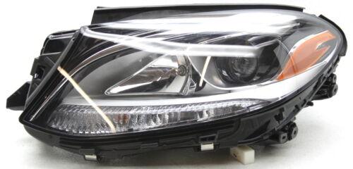 OEM Mercedes-Benz GLE350 Left Driver Side Halogen Headlamp 166 820 21 59
