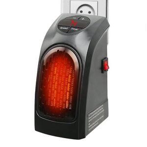 Stufa elettrica portatile h heater a basso consumo 400w for Stufe elettriche a basso consumo prezzi