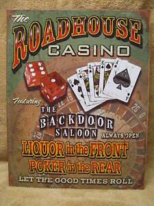 Roadhouse Poker