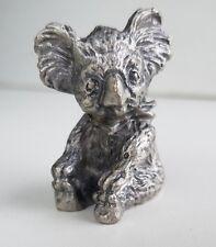 WHOLESALE...Pewter Koala Figurine (Lot of 10)