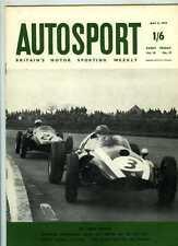 Autosport May 8th 1959 *BRDC International Silverstone & Tulip Rally*