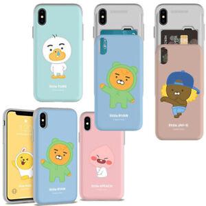 Kakao-Little-Friends-Slide-Bumper-Case-for-Apple-iPhone-XS-Max-XR-XS-X-8-7-6s