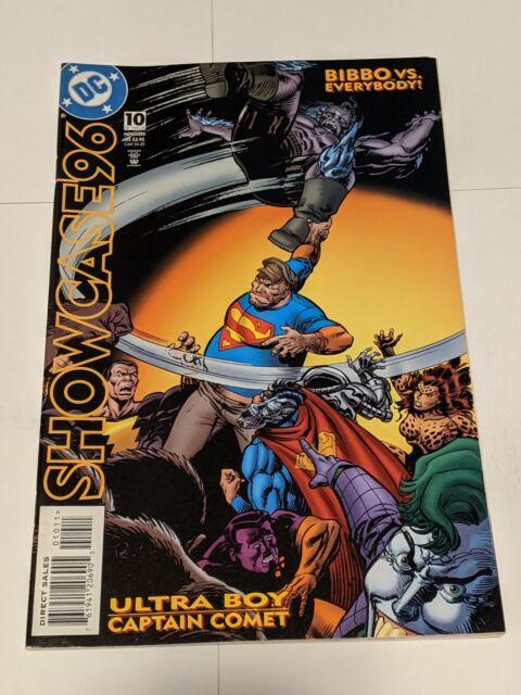 Showcase 96 #10 November 1996 DC Comics BIBBO