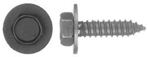 """50 6.3-1.81 X 25mm Sheet Metal Screws 11//16/"""" Washer"""