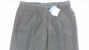 AnnaBelle-Pants-MISSING-ZIPPER-Womens-SZ-30-NEW-Black-31-x-31-Actual-Dress