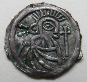 Boehmen-Boleslaus-II-972-999-Denar-Prag