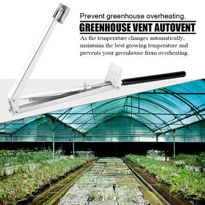 2 x Double Spring Autovent Automatic Greenhouse Window Opener Vent Greenhouse UK
