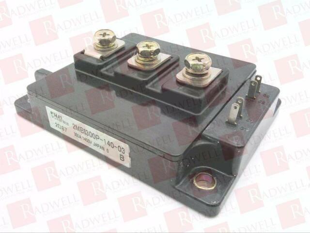FUJI ELECTRIC 2MBI300P-140-03 / 2MBI300P14003 (BRAND NEW)