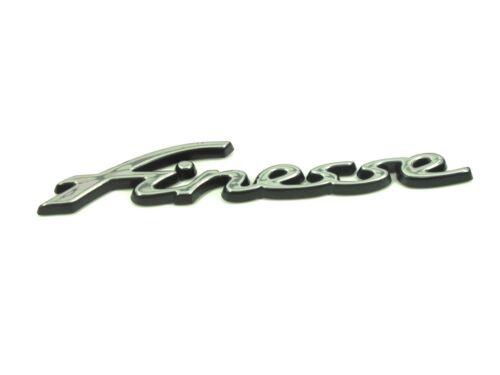 Original Nuevo Ford Finesse ala insignia con logotipo de emblema Para Escort Vi Mk6 1995-2000