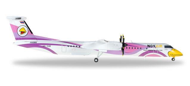 HERPA HER558136 - Nok Air Bombardier Q400  1 200