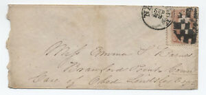 1860s-New-York-City-fancy-checkerboard-cancel-on-65-y2330